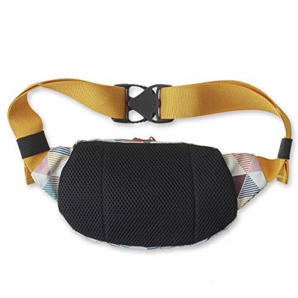 KAVU Tactical Backpack 3 KAVU Spectator Belt Bag Polyester Hip Fanny Pack