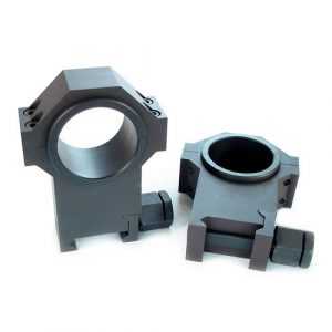 """US Tactical Systems Rifle Scope 1 US Tactical Systems Steel 30 mm Scope Rings w/1"""" Inserts 1.500"""""""