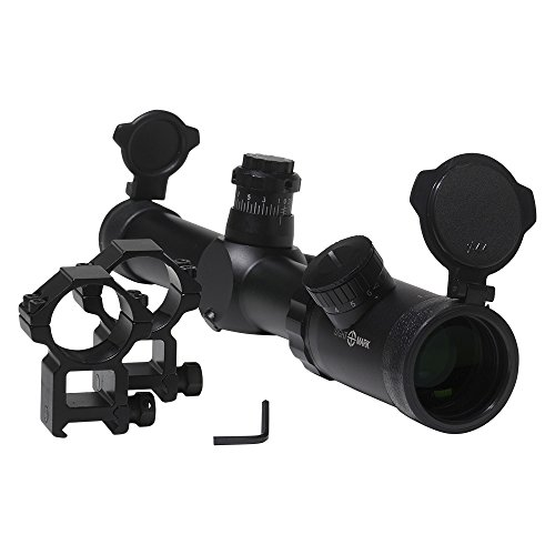 Sightmark Rifle Scope 7 Sightmark Ezekiel 1-10x24 Riflescope
