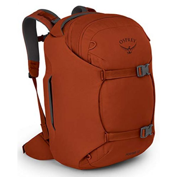 Osprey Tactical Backpack 1 Osprey Porter 30 Travel Backpack