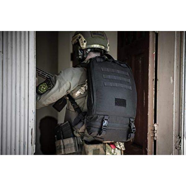 TACOPS Tactical Backpack 4 M-9 Assault Medical Backpack (Ranger Green)