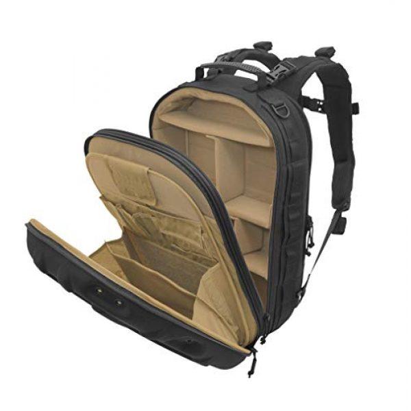 HAZARD 4 Tactical Backpack 2 Hazard 4 Pillbox(TM) Hard-Shell Optics/CCW Pack - Black