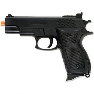 UKARMS Airsoft Pistol 1 UKARMS M777B Spring Airsoft Pistol Hand Gun AIR w/ 6mm BB BBS