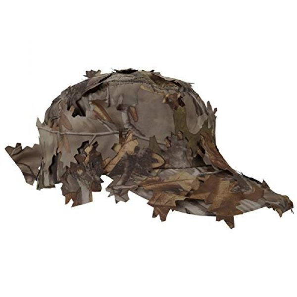 FALETO Tactical Hat 5 FALETO Hunting Hat 3D Leaves Camo Cap Outdoor