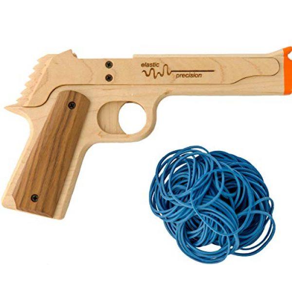 Elastic Precision Rubber Band Pistol 1911 Model 1 Elastic Precision Model 1911 Rubber Band Gun