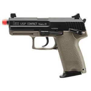 Elite Force Airsoft Pistol 1 HK Heckler & Koch USP GBB Blowback 6mm BB Pistol Airsoft Gun
