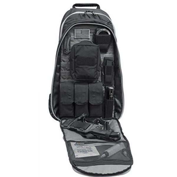 Elite Survival Systems Tactical Backpack 3 Elite Survival Systems ELS7725-B Stealth