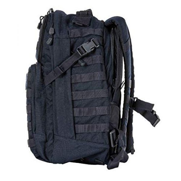 5.11 Tactical Backpack 2 5.11 Tactical RUSH24 Military Backpack, Molle Bag Rucksack Pack, 37 Liter Medium, Style 58601