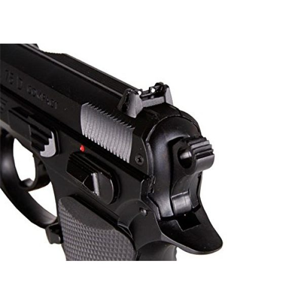 ASG Airsoft Pistol 7 ASG CZ 75 D Compact Spring Airsoft Pistol