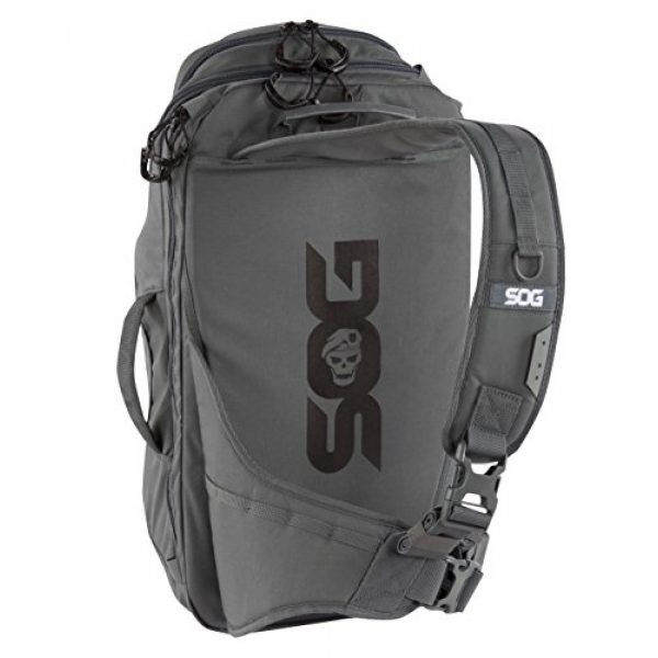 SOG Specialty Knives Tactical Backpack 2 Evac Sling Gray