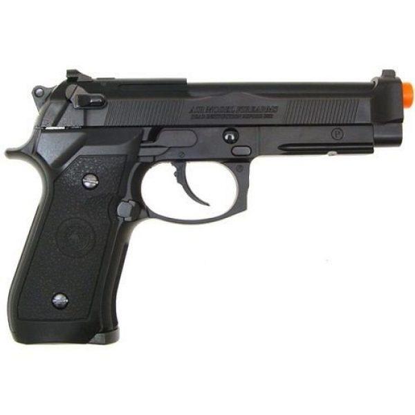 TSD Airsoft Pistol 1 hfc m190 abs gas pistol rail/semi auto abs ver. - 0.240 caliber(Airsoft Gun)