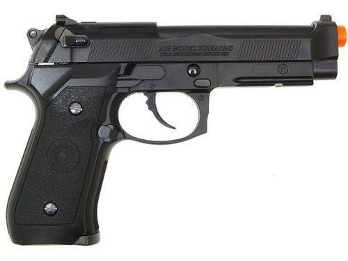 HFC  7 hfc m190 metal semi auto pistol rail ver airsoft gun(Airsoft Gun)