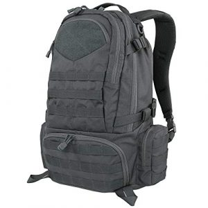 Condor Tactical Backpack 2 Condor Elite Tactical Titan Assualt Pack 111073-027 Slate