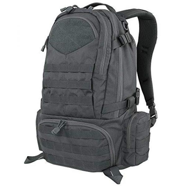 Condor Tactical Backpack 2 Condor Elite Tactical Titan Assualt Pack 111073-027 Slate