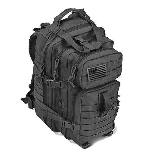 REEBOW GEAR Tactical Backpack 2 Military Tactical Backpack Small Molle Assault Pack Army Bag Rucksack