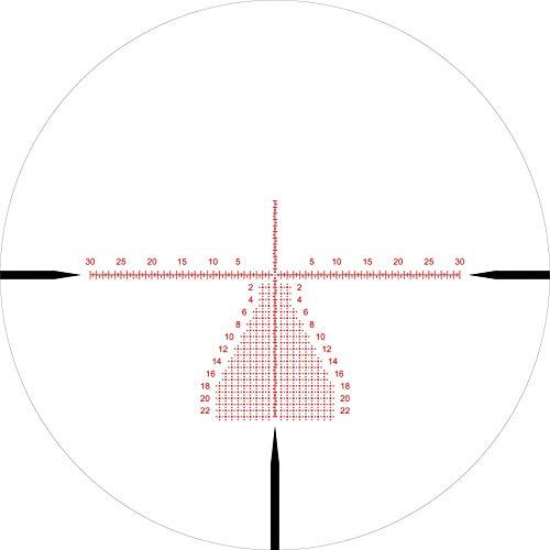 Riton Rifle Scope 3 Riton Optics X5 Conquer 5-25x50 MOA