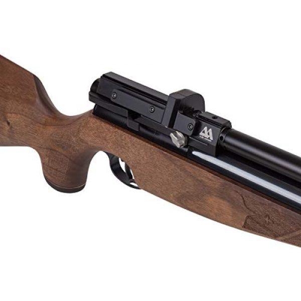 Air Arms Air Rifle 6 Air Arms S510 XS FAC .22 Caliber Sidelever Regulated PCP Air Rifle Carbine, Walnut