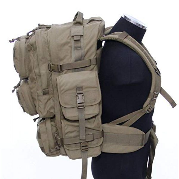 ForceProtector Gear Tactical Backpack 5 ForceProtector Gear Tac Pack Extreme, ACU