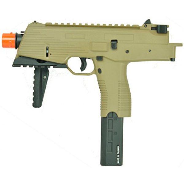 KWA Airsoft Pistol 3 KWA kmp9r ns2 gas blow back airsoft gun dark earth rail version(Airsoft Gun)