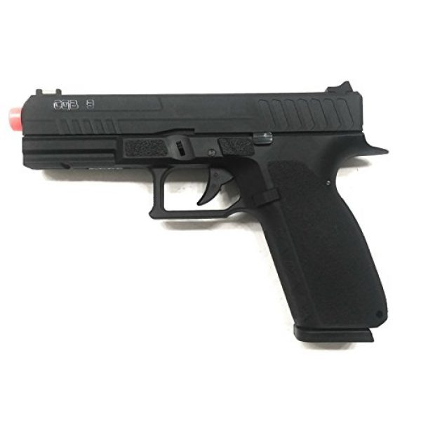 Urban Combat Airsoft Pistol 2 KJW Urban Combat KP-13 geen gas blowback airsoft pistol
