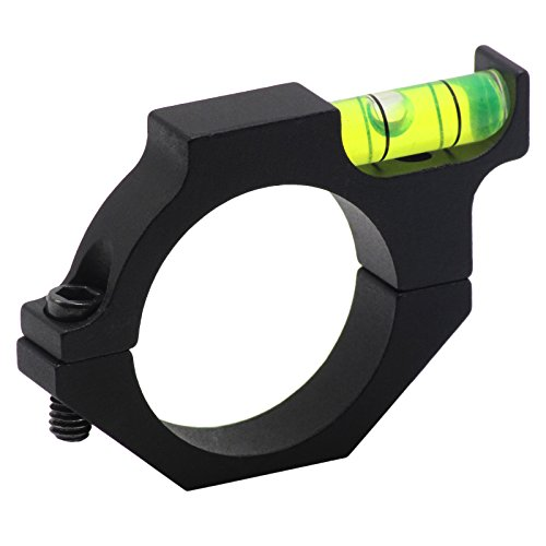 FirstE Rifle Scope Level 2 FirstEOptics Rifle Scope Bubble Level Spirit Level for 25.4mm 1 Inch 30mm Riflescope Laser Sight Tube Ring