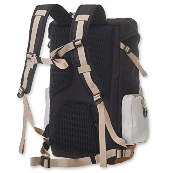 KAVU Tactical Backpack 2 KAVU Camp Sherman Backpack Compact Travel Bag