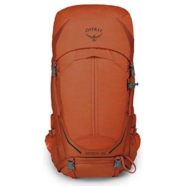 Osprey Tactical Backpack 4 Osprey Stratos 36 Men's Hiking Backpack