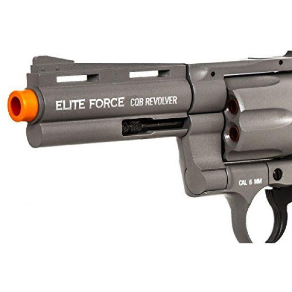 "Elite Force Airsoft Pistol 4 Elite Force Umarex 4"" CQB Revolver Pistol Airsoft Gun"
