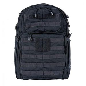 5.11 Tactical Backpack 1 5.11 Tactical RUSH24 Military Backpack, Molle Bag Rucksack Pack, 37 Liter Medium, Style 58601