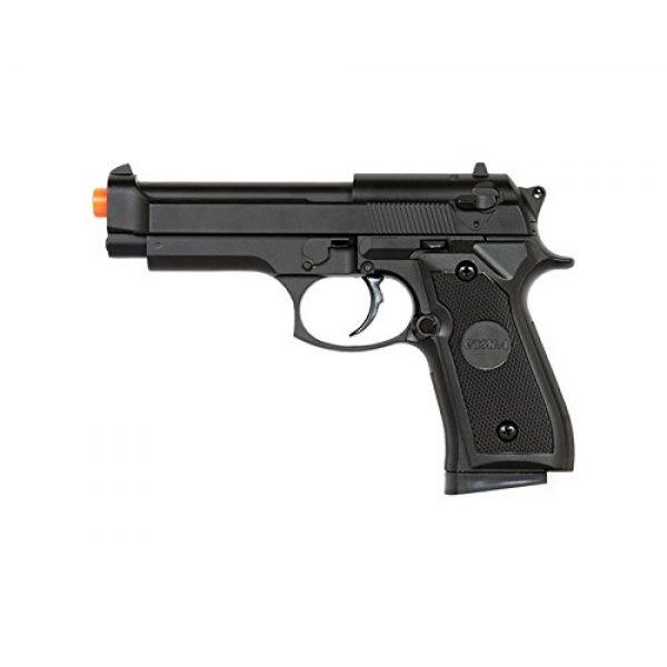 UKARMS Airsoft Pistol 1 UKARMS P818 M9 Beretta Full Metal Body Spring Airsoft Pistol Handgun