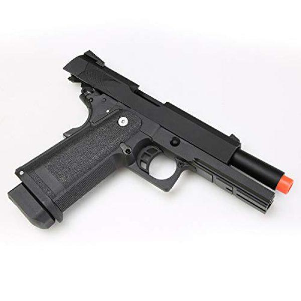 BULLDOG AIRSOFT Airsoft Pistol 7 SRC Hi-Capa 5.1 Gas Airsoft Pistol [Airsoft Blowback]
