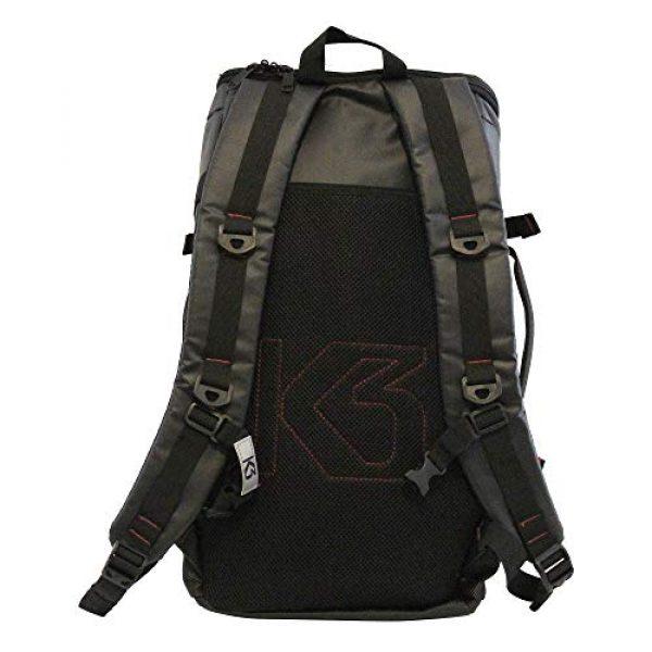 K3 Tactical Backpack 5 K3 Alpha 24 Liter Weatherproof Water Resistant Backpack