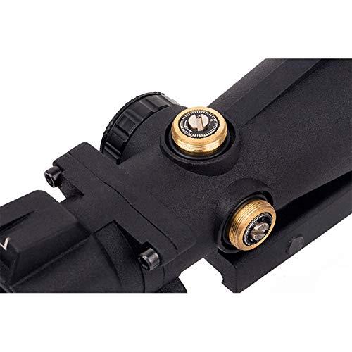 Fashion Sport Rifle Scope 6 Fashion Sport Tactical Optical 2x42 Dot Sight Hunting air Gun red/Green dot Sight Magnification Scope for Airsoft Hunting