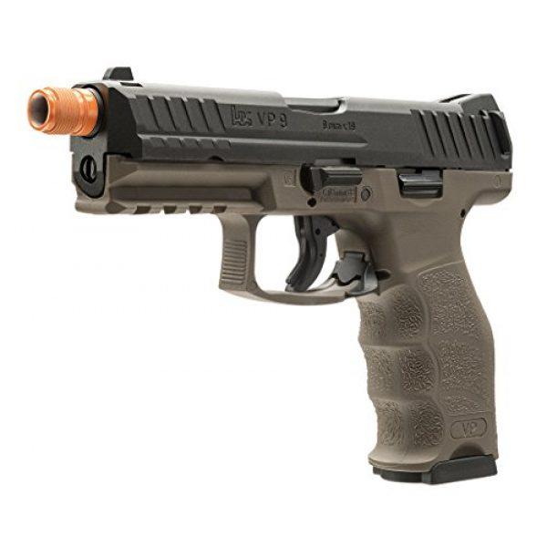 VFC Airsoft Pistol 1 Umarex H&K Licensed VP9 Tac GBB Pistol (BLK/DEB)