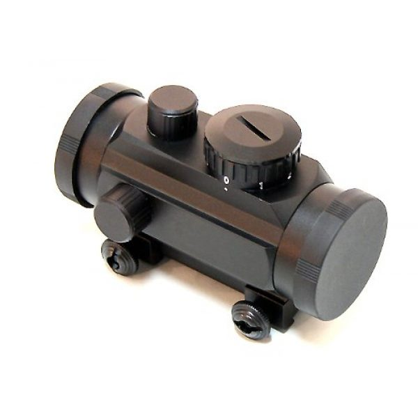 Lastworld Rifle Scope 2 Lastworld Red Dot Scope for Air Rifle/Crossbows