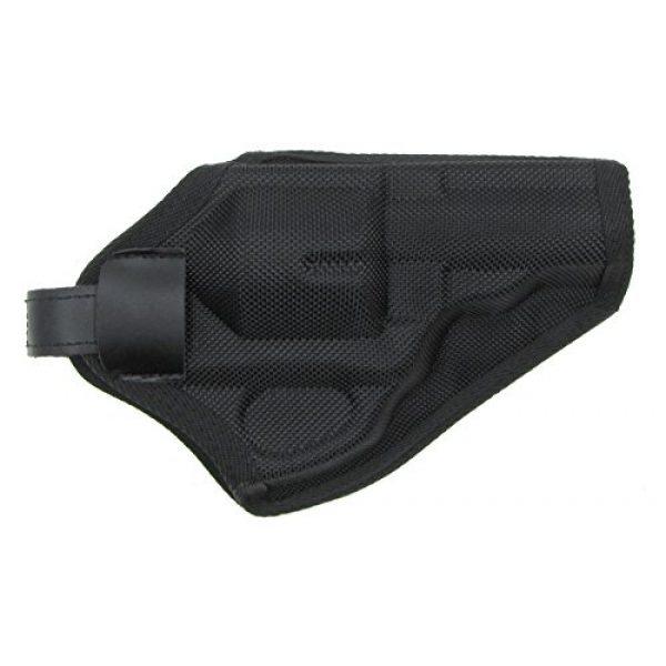 WG Airsoft Pistol 2 WG model-721 full metal nagant revolver co2 nbb included 4 revolver holster-nylon(Airsoft Gun)