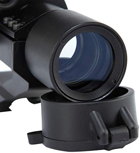 TTHU Rifle Scope 2 TTHU Rifle Scopes Red Dot Sights Telescope Gun Sight with Reflex Red Green Dot Scope for Outdoor Tactical Rifle Hunting