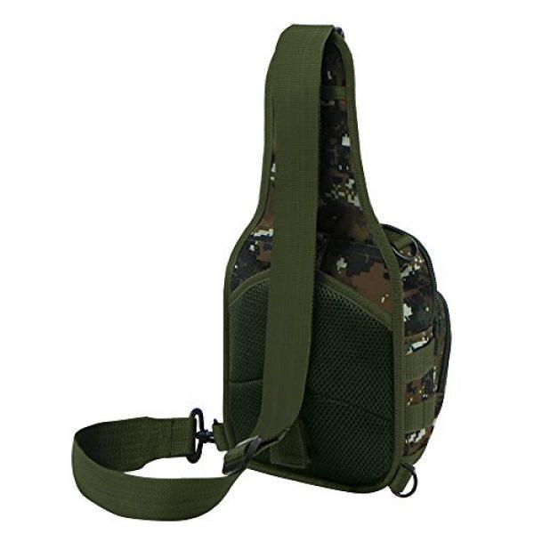 East West U.S.A Tactical Backpack 4 East West U.S.A RTC517 Tactical Sling Chest Utility Shoulder Bag
