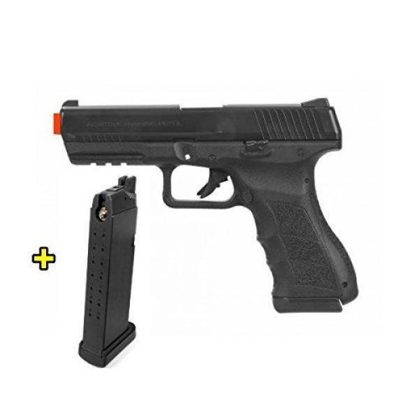 KWA Airsoft Pistol 1 KWA ATP-LE W/Extra Magazine