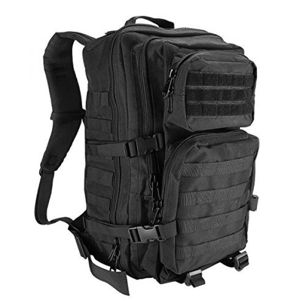 ProCase Tactical Backpack 1 ProCase Tactical Backpack Bag 40L Large 3 Day Military Army Outdoor Assault Pack Rucksacks Carry Bag Backpacks