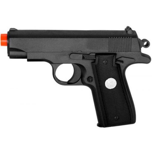 GALAXY Airsoft Pistol 1 GALAXY G2 Officer Metal Spring Compact Airsoft Pistol Hand Gun w/ 6mm BB BBS