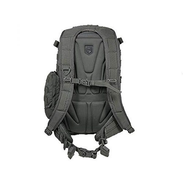 Cannae Pro Gear Tactical Backpack 2 Cannae Pro Gear Phalanx Full Size Duty Pack With Helmet Carry Backpack Molle Webbing