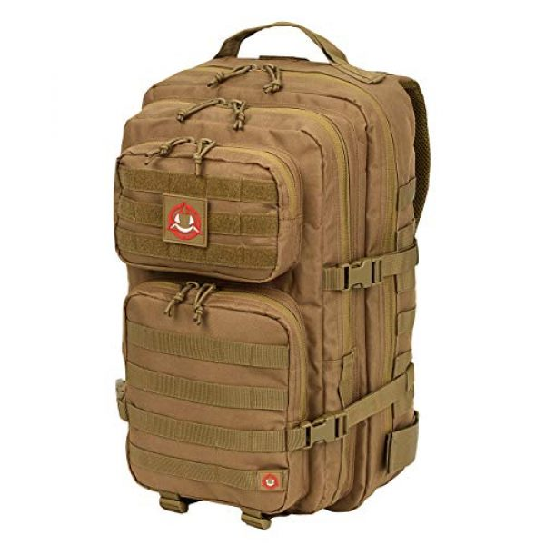 Orca Tactical Tactical Backpack 1 Orca Tactical Backpack 40L Large Military 1 to 3 Day Molle Assault Pack Rucksack Army Bag