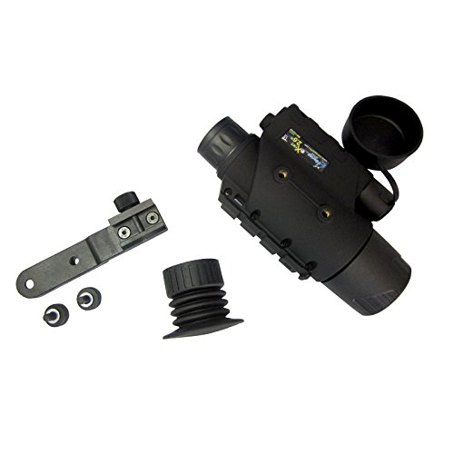 Bering Optics Rifle Scope 4 Bering Optics Exact Precision Gen1 Night Vision Scope Kit, Black