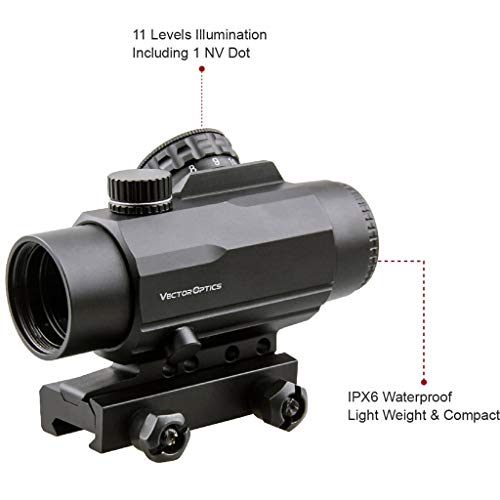 Vector Optics  2 Vector Optics Calypos 1x30mm