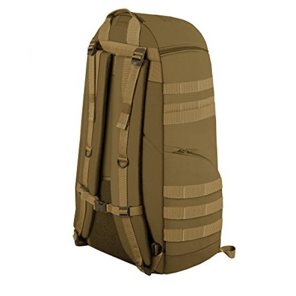 East West U.S.A Tactical Backpack 4 East West U.S.A RT516 Tactical Camouflage Trizip Molle Hunting Camping Hiking Assault Backpack