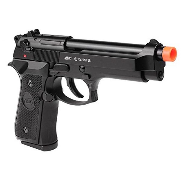 ASG Airsoft Pistol 4 ASG M9 Gas Powered Airsoft Pistol with Blowback