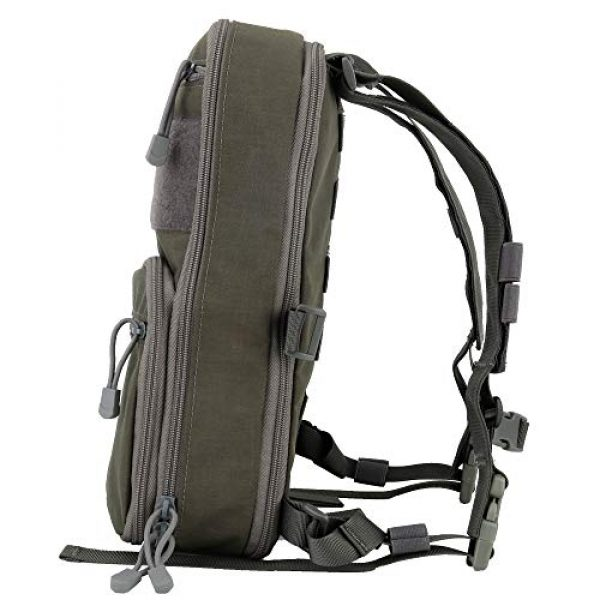 OAREA Tactical Backpack 3 Outdoor Tactical Backpack Military Molle Bag 1000D Genuine Cloth Sport Camping Bag For Travel Hunting Hiking