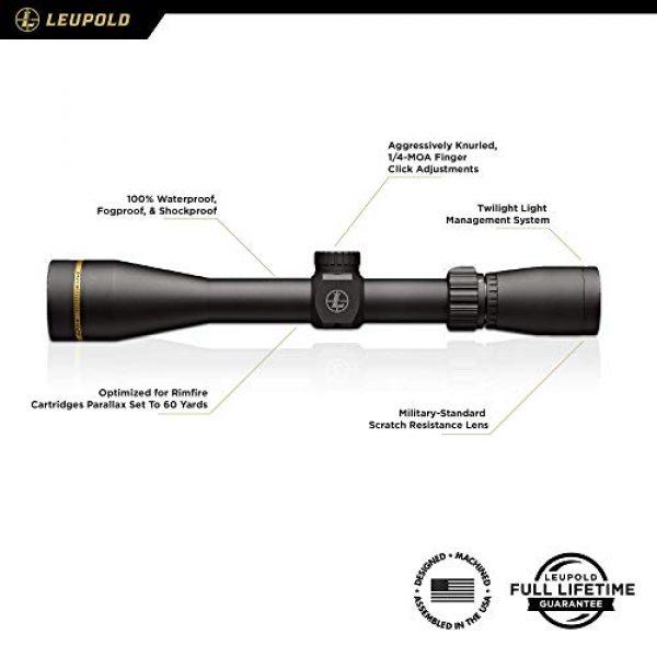 Leupold Rifle Scope 2 Leupold VX-Freedom 3-9x40mm Riflescope, Sabot Ballistics Reticle (174184)
