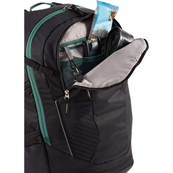 Deuter Tactical Backpack 7 Deuter Trans Alpine 24, Black, L